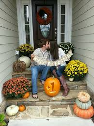 we re expecting 1 fall pregnancy announcement photography
