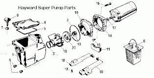 hayward super pump 1 hp wiring diagram wiring diagram and