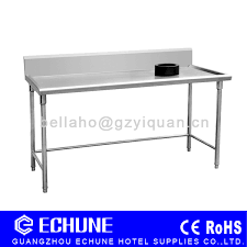 stainless steel corner work table stainless steel kitchen corner work table restaurant kitchen bench