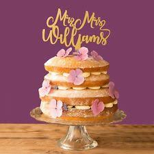 Wedding Cake Joke Wedding Cake Toppers Ebay