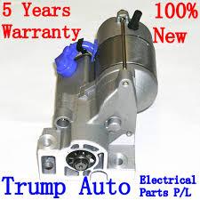 new starter motor for holden frantera jackaroo rodeo v6 petrol 92