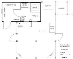 Little Barn Coop Plans Hencam Free Floor Plans For Barns