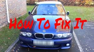 bmw e39 abs and asc how to fix fault test u0026 diagnose issues youtube