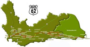 j bay south africa map route 62 map accommodations and destinations in south africa