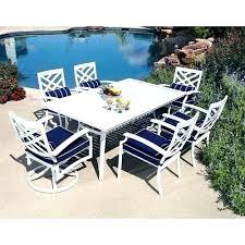 Aluminum Outdoor Patio Furniture White Cast Aluminum Outdoor Furniture White Cast Aluminum Patio