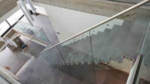 Stainless Steel Handrails For Stairs Glass Staircase Exceptional Choice For Your Business