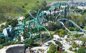 Closest Six Flags Top 10 Amusement Parks In The World 2015 Khbuzz