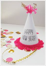 New Year S Homemade Decorations by New Year U0027s Eve Crafts Party Hats Fun Crafts Kids