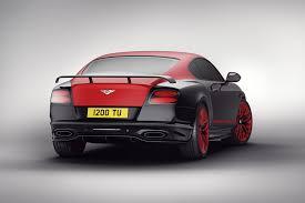 Bentley Continental 24 Special Edition Is Crewe U0027s Newest Assault