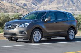 types of suvs 2016 buick envision pricing for sale edmunds