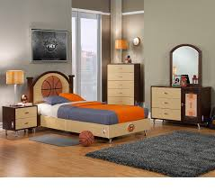 dreamfurniture nba basketball suns bedroom in a box