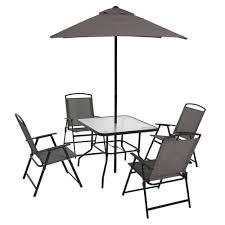 Patio Table With Umbrella Hole Patio Umbrellas U0026 Bases Walmart Com