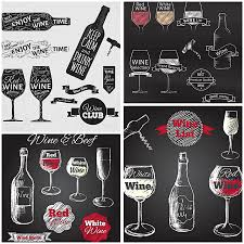 free wine list template templates free download cgispread part 44 hand drawn wine badges set vector