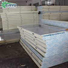 fabricant chambre froide prix congélateur en aluminium isolation en polyuréthane pu fabricant