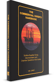 best publishing company the commercial diver u0027s handbook surface