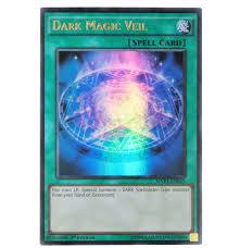 dark magic veil mvp1 en019 ultra rare black fox cards