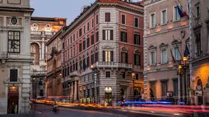 hotel cosmopolita rome official site