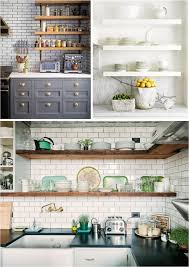 Open Shelves Kitchen Design Ideas Kitchen Kitchen Outstanding Open Shelving Pictures Ideas And The