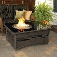 propane fireplace outdoor patio fire pit logs kits 1450 interior