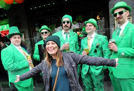 8 st patrick u0027s day college celebrations that are unlike anything else