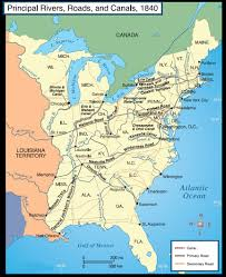 Map Of New England Colonies by Us History Maps
