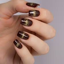 brown nail art designs images nail art designs