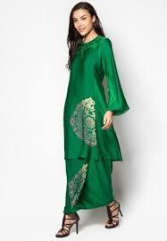 download gambar model baju kurung modern dalam ukuran asli di atas 55 model baju batik kombinasi terlengkap kain polos brokat
