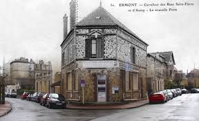 Bureau De Poste Franconville - l ancien bureau de poste à ermont hier et aujourd hui série 2