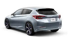 subaru hatchback 2 door subaru impreza hatchback concept debuts in tokyo