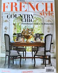 Country Home Design Magazines by French Country Style Interior Design U2014 Smith Design