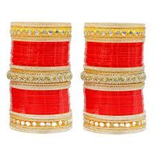 punjabi wedding chura buy much more color bridal chura punjabi wedding bangles women