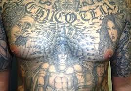 knocking down barrio azteca gangs police magazine