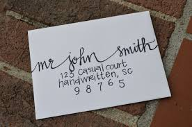 Wedding Invitation Card Maker Best Album Of Handwritten Calligraphy Wedding Invitations For You