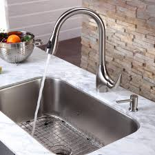 discount kitchen sinks and faucets bar prep sinks water drain single one cavity faucet marble