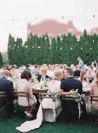 outdoor garden wedding in utah once wed