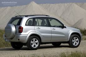 toyota rav4 2004 toyota rav4 5 doors specs 2003 2004 2005 2006 autoevolution