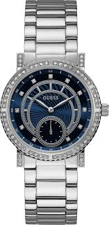 guess stainless steel bracelet images Guess u1006l1 stainless steel bracelet watch 38mm jpg