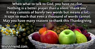 reasons to thank god thanksgiving poem