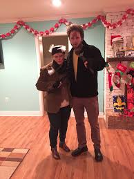 Halloween Costume Party Ideas by Couple Costume Party Christmas Movie Theme