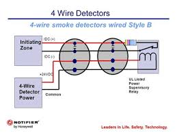 28 connecting 4 wire smoke detectors 123wiringdiagram