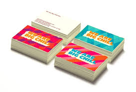 Eye Catching Business Cards Eye Catching Business Cards That Make Great Use Of Typography To