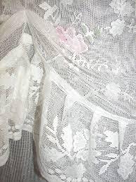 216 best vintage lace curtains images on pinterest vintage lace