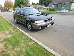 subaru outback black 1997 subaru outback limited awd auto sales