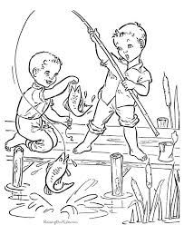 coloring pages fish colouring pages free printable coloring