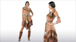 Indian Halloween Costume Tribal Native Costume