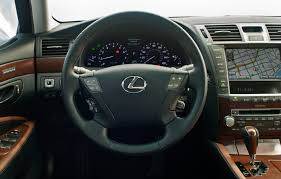 lexus steering wheel lexus ls460 steering wheel photo 37470695 automotive com