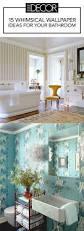 Small Bathroom Wallpaper Ideas Tiny Bathroom Tags Bathroom Wallpaper Ideas Bathroom Shower