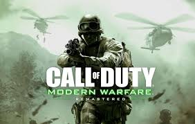 call of duty modern warfare remastered gamefly listing suggests