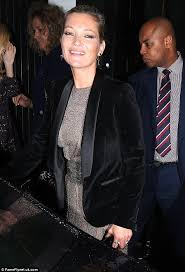 kate moss stuns at launch of her new jewellery collection daily