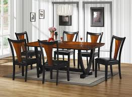 mission style dining room eagle creek amish furniture best oak dining tables oak dining room